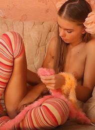 Sweet teen pussy